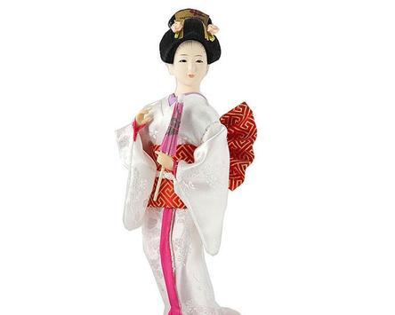 Japanese Dolls Theme screenshot 4