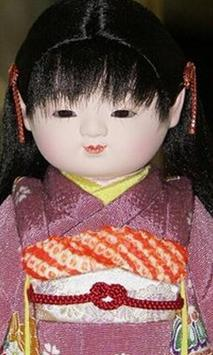 Japanese Dolls Theme poster