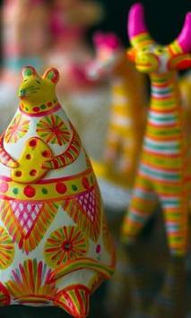 Wallpapers Filimonovskaya Toy screenshot 1