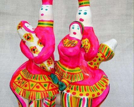 Wallpapers Filimonovskaya Toy screenshot 3