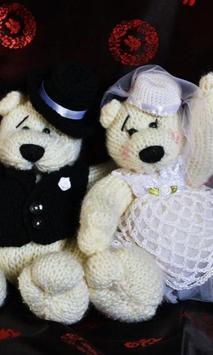 Wedding Dolls Wallpapers screenshot 1