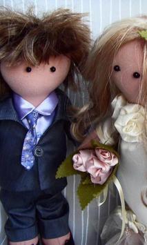 Wedding Dolls Wallpapers poster