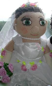 Wedding Dolls Wallpapers apk screenshot