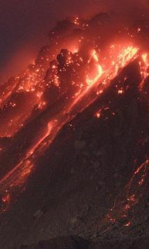 Eruption Volcano Wallpapers poster