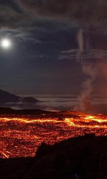 Eruption Volcano Wallpapers apk screenshot