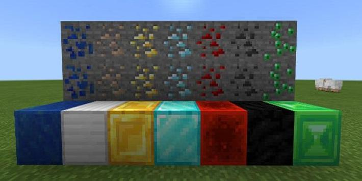 Better Vanilla Texture Pack for MCPE poster