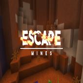 Crainers Escape Mines Map for MCPE icon