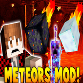 Falling Meteors Mod for MCPE icon