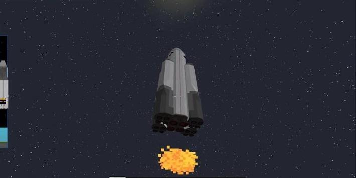 Galaxy Space Mod for MCPE screenshot 1