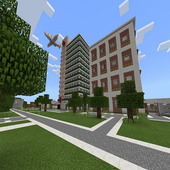 Modern City for MCPE icon