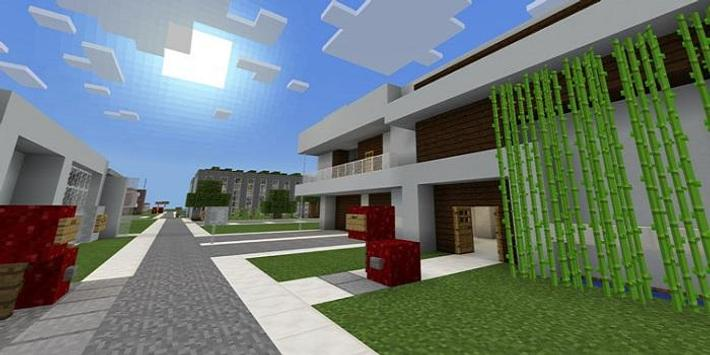 Modern City for MCPE screenshot 1