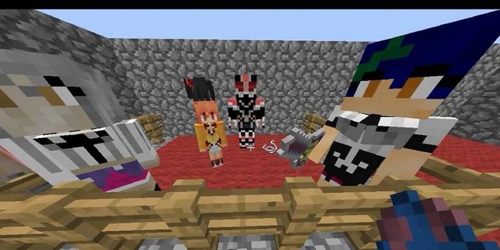 OtakuCraft Mod for MCPE screenshot 2