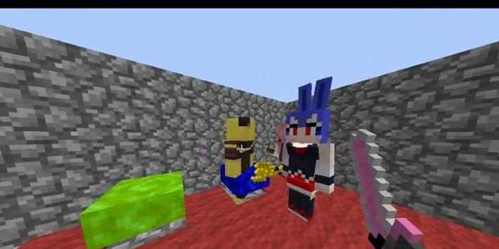 OtakuCraft Mod for MCPE screenshot 3