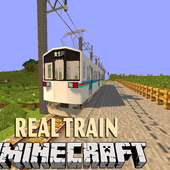 Real Train Mod for MCPE icon