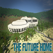 The Future Home Map for MCPE icon