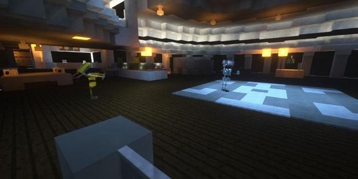 The Future Home Map for MCPE screenshot 1