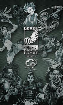 Level 10 Comics poster