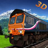 Train Drive Hill Simulator icon