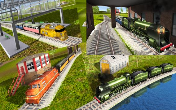 Train Drive Hill Simulator apk screenshot