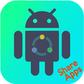 Apps Apk Share icon