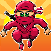 Combo Ninja - Endless Quest icon
