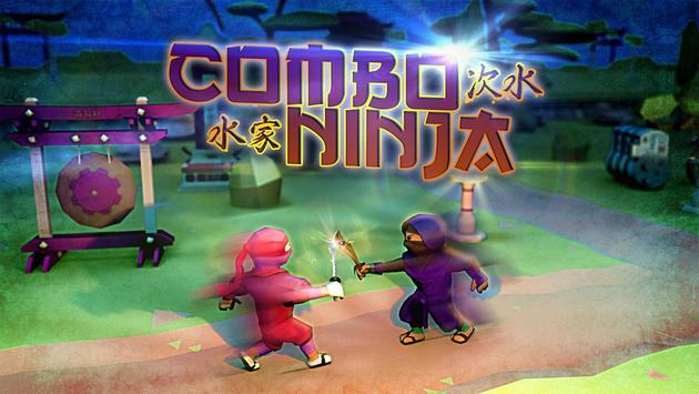Combo Ninja - Endless Quest poster