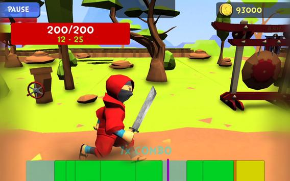 Combo Ninja - Endless Quest screenshot 11