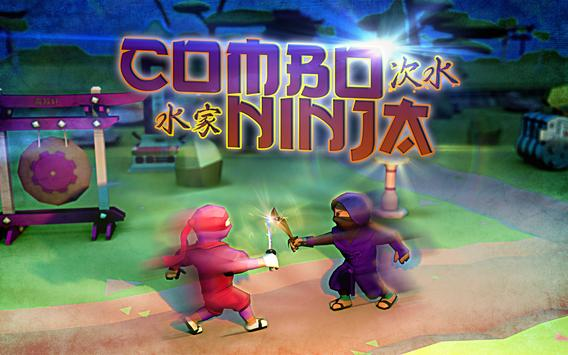 Combo Ninja - Endless Quest screenshot 5