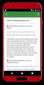 Kewajiban Istri Menurut Islam poster