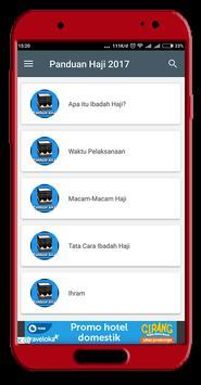 Panduan Haji Lengkap dan Info Haji Lengkap poster