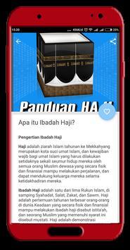Panduan Haji Lengkap dan Info Haji Lengkap screenshot 1