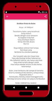 Kumpulan Puisi Cinta Lengkap poster
