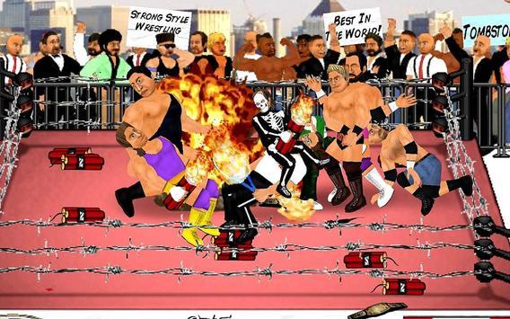 Tips Wrestling Revolution Guid poster