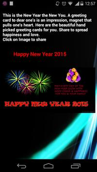 New Year Greets & Wishes screenshot 4