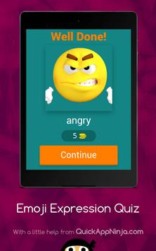 Emoji Expressions Quiz screenshot 1