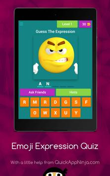 Emoji Expressions Quiz screenshot 6