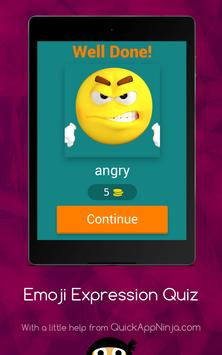 Emoji Expressions Quiz screenshot 7