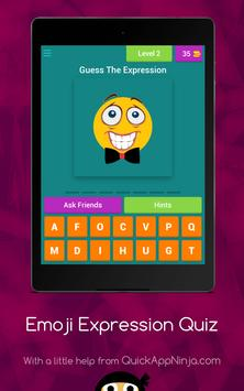 Emoji Expressions Quiz screenshot 8