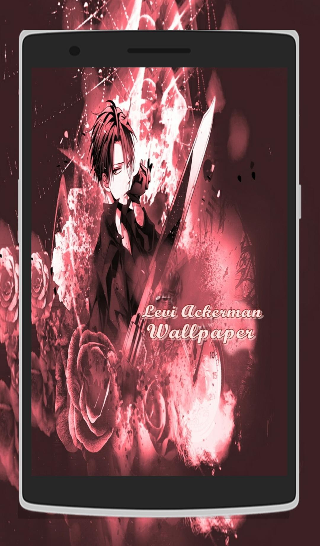 Levi Ackerman Wallpaper For Android Apk Download