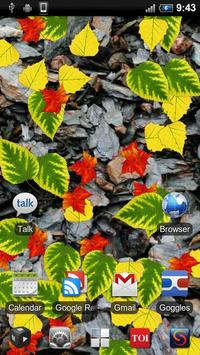 Autumn Leaves Free LWP screenshot 4