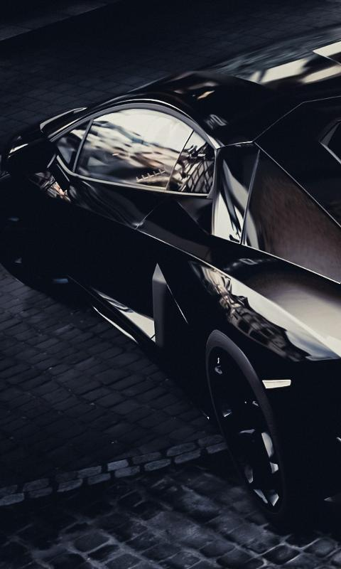 Tema Lamborghini Aventador Mobil Hd Wallpaper For Android