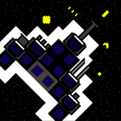 Pixel Fighter - Space shooter icon