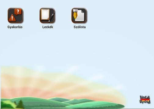 VocaDroid DE screenshot 8