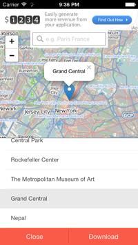 Pocket Maps apk screenshot