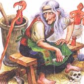 Baba Yaga Jigsaw Puzzles icon