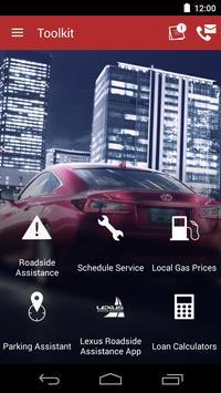 Lexus Escondido DealerApp poster