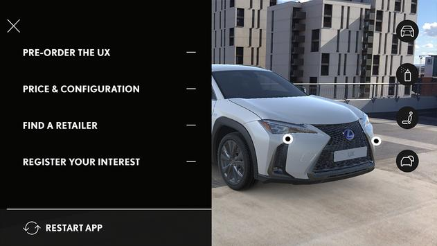 Lexus Ux In Ar For Android Apk Download