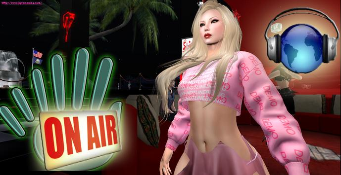Second Life free radios and stations by terrain screenshot 18