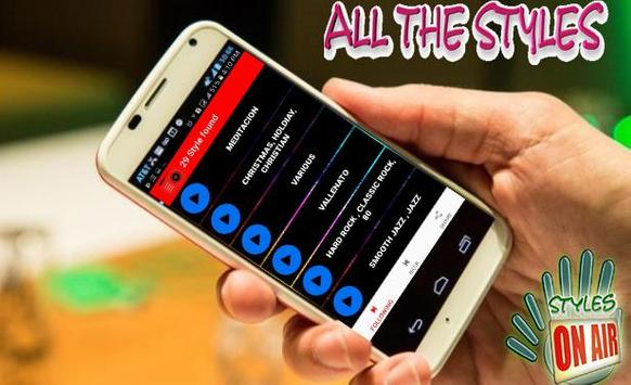 Second Life Radios Classified By Musical Styles! for Android