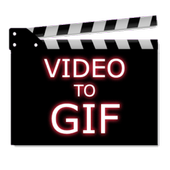 Video To Gif Converter | Video Camera And Memory icon
